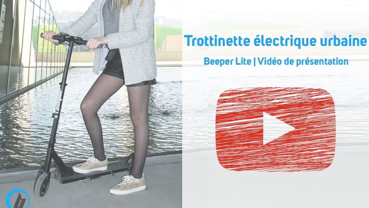 Trottinette électrique : où est-ce qu'on peut l'utiliser ?